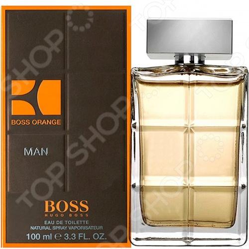 Туалетная вода для мужчин Hugo Boss Boss Orange Man