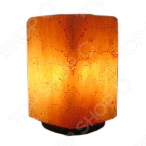 Лампа солевая ZENET Куб 1