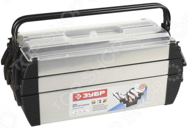 Ящик для инструмента Зубр «Дока» 1