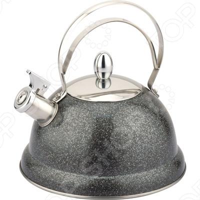 Чайник со свистком Bohmann BH-9966. В ассортименте