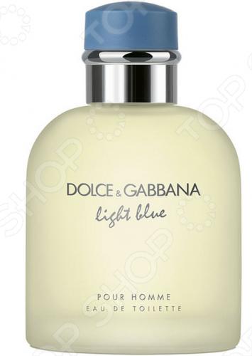 Туалетная вода для мужчин DolceGabbana Light Blue Pour Homme (DolceGabbana)