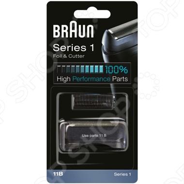 фото Сетка и режущий блок Braun Series 1 11B, купить, цена