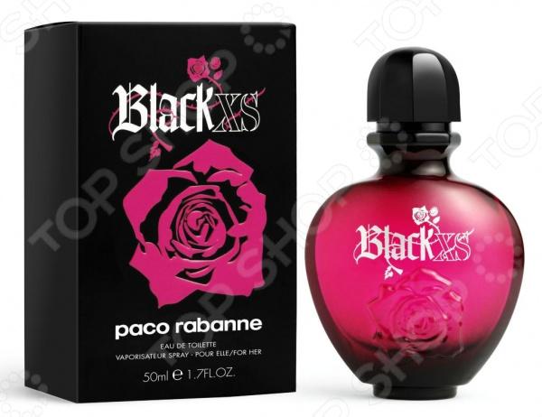 Туалетная вода для женщин Paco Rabanne Black Xs For Her