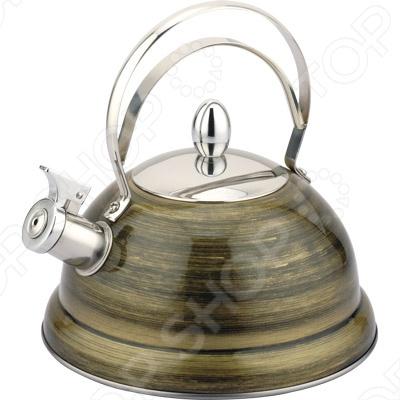 Чайник со свистком Bohmann BH-9966MET. В ассортименте
