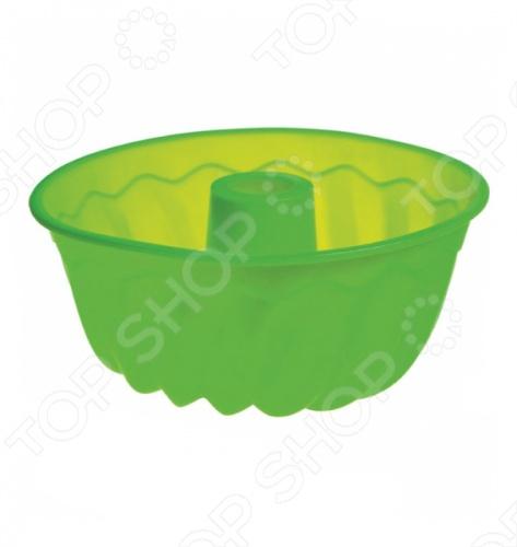 Форма из силикона «Круглый кекс». В ассортименте