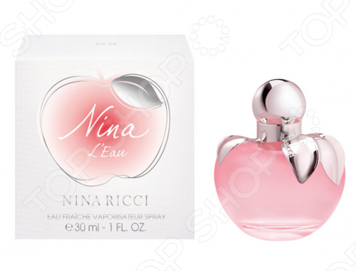 Туалетная вода для женщин Nina Ricci Nina LEau