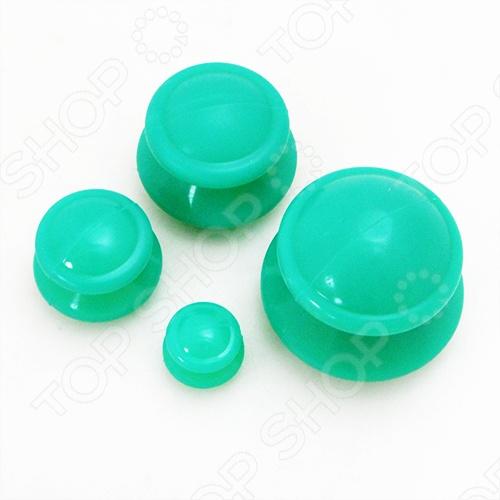 фото Банки для вакуумного массажа из силикона, купить, цена