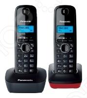фото Радиотелефон Panasonic KX-TG1612, Стационарные телефоны