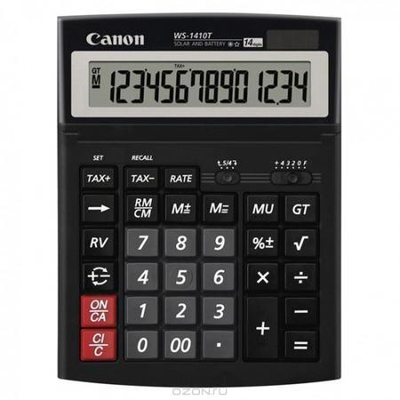 Купить Калькулятор Canon WS-1410T