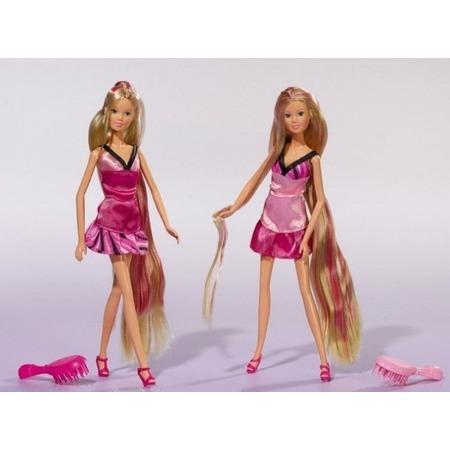 Купить Кукла Штеффи с аксессуарами Simba «Супер-волосы»