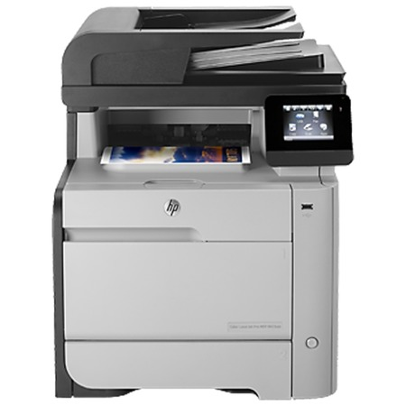 Купить Многофункциональное устройство HP LaserJet Pro 400 color MFP M476dw