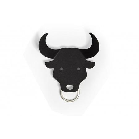 Купить Держатель для ключей и аксессуаров Qualy Bull