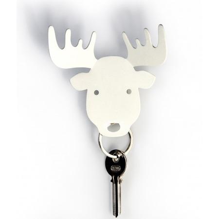 Купить Держатель для ключей и аксессуаров Qualy Moose