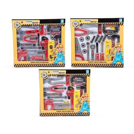Купить Набор инструментов - Профи Мастер 1 TOY Т56447. В ассортименте