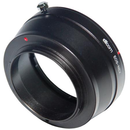Купить Адаптер DICOM для объектива Canon EOS-NEX