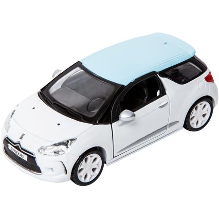 Купить Модель автомобиля 1:32 Bburago Citroen DS3