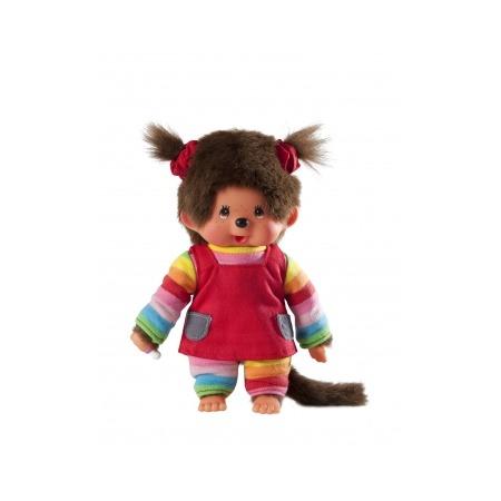 Купить Мягкая игрушка Sekiguchi Девочка в разноцветной рубашке