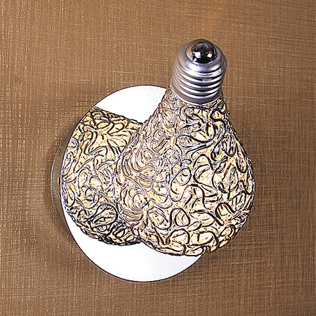 Купить Бра LuceSolara Natura 2009/1A Silver