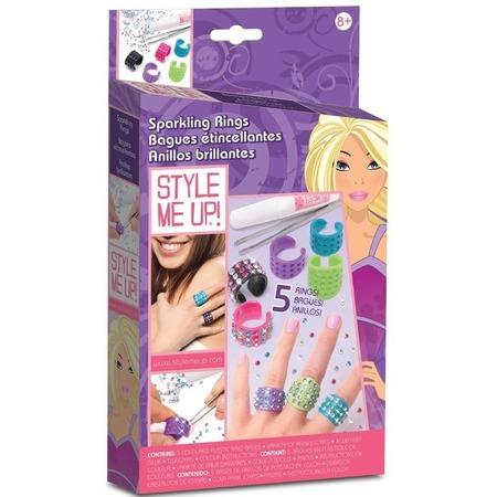 Купить Кольца для девочек Style Me Up! 557