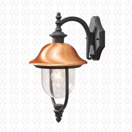 Купить Уличный светильник настенный MW-LIGHT Дубай