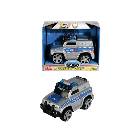 Купить Внедорожник игрушечный Dickie «Полиция»