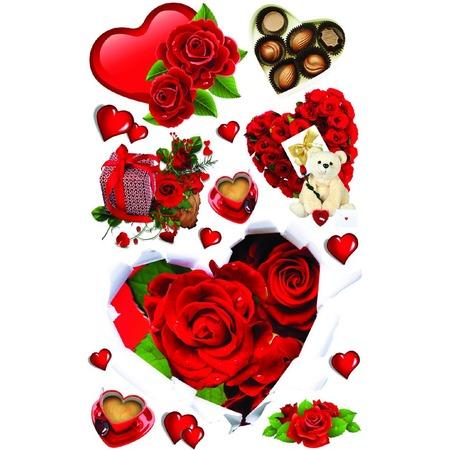 Купить Наклейки для стен Olala «Я тебя люблю!» 19148