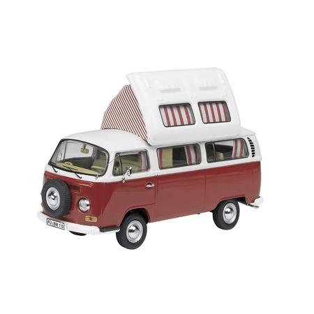Купить Модель автомобиля 1:18 Schuco Volkswagen T2a Campingbus