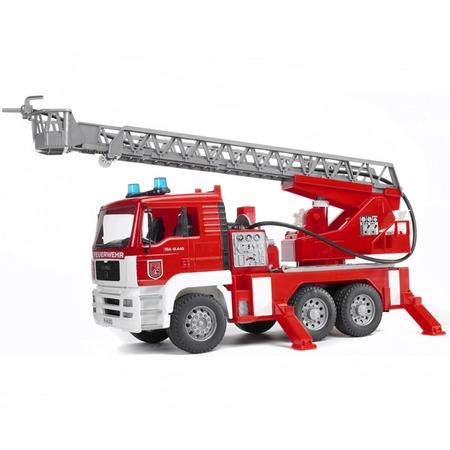 Купить Машина пожарная Bruder Man 02-771