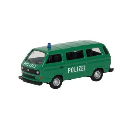 Купить Модель автомобиля 1:87 Schuco VW T3 bus POLIZEI