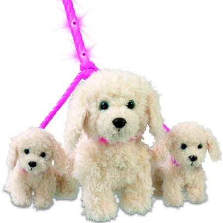 Купить Мягкая игрушка интерактивная Vivid «Мама Бонни на прогулке»
