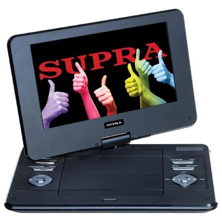 Купить DVD-плеер портативный Supra SDTV-1024UT