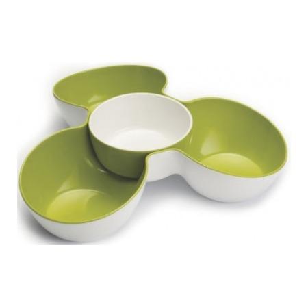 Купить Менажница со съемной чашей Joseph Joseph Triple Dish