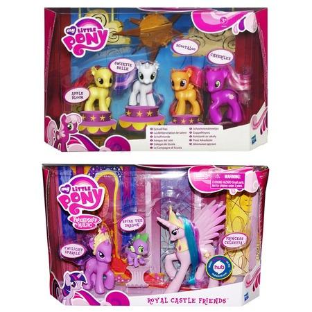Купить Набор игровой для девочек Hasbro Лучшие друзья. В ассортименте.