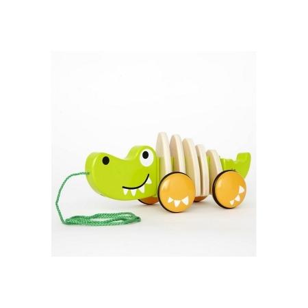 Купить Игрушка деревянная Hape «Крокодил»