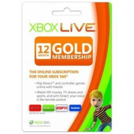 Купить Карта подписки Microsoft Xbox 360 Live Gold на 12 месяцев и 3 месяца на Eurosport
