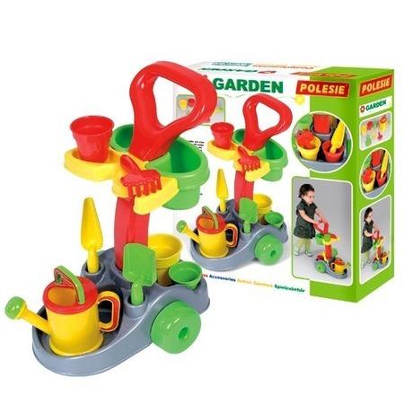 Купить Набор для игры в песочнице POLESIE «Садовник»