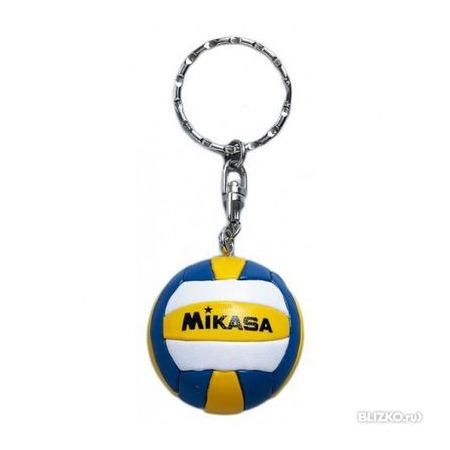 Купить Брелок «волейбольный мяч» Mikasa KN-VB