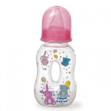Купить Бутылочка для кормления Canpol babies фигурная. В ассортименте