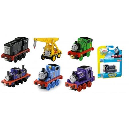 Купить Набор игровой для мальчиков Mattel Паровозик маленький Томас и друзья. В ассортименте