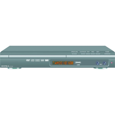 Купить DVD-плеер Supra DVS-090X