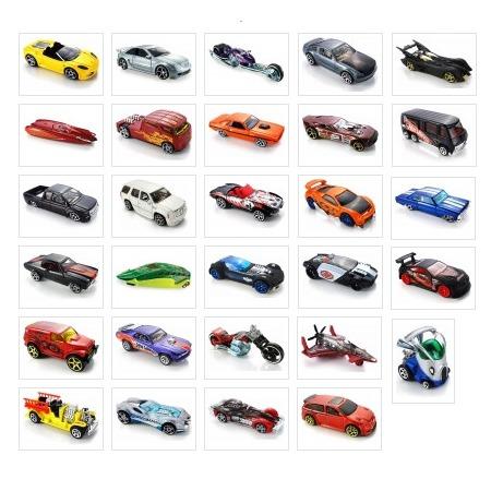 Купить Машинка игрушечная Mattel Серия базовых моделей автомобилей. В ассортименте.