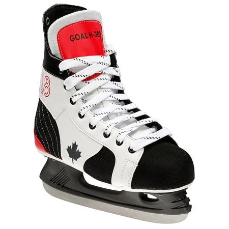 Купить Коньки хоккейные ATEMI GOAL H-303