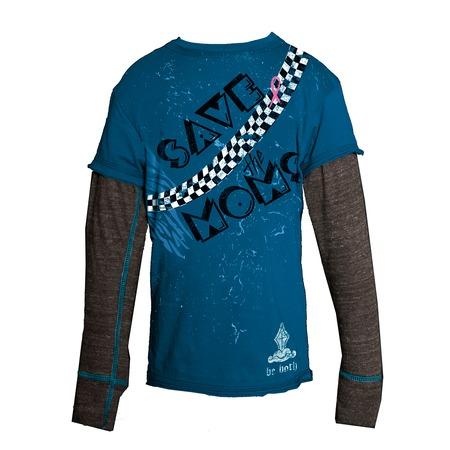 Купить Лонгслив Warrior Poet Save the Moms T-Shirt