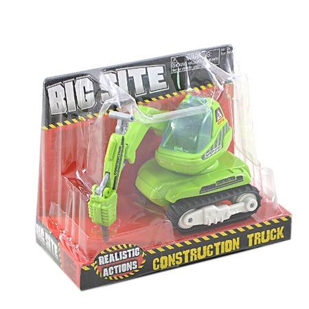 Купить Трактор с отбойным молотком Keenway «Construction»