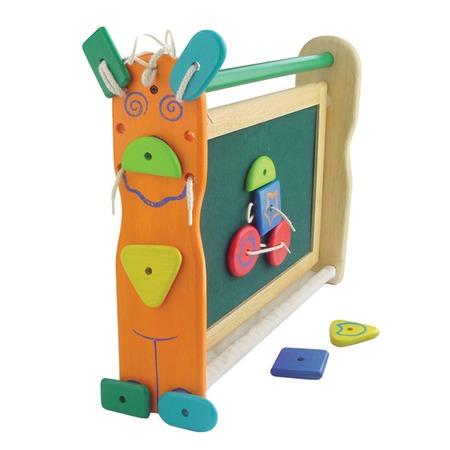 Купить Двусторонняя доска для рисования I'm toy 22014