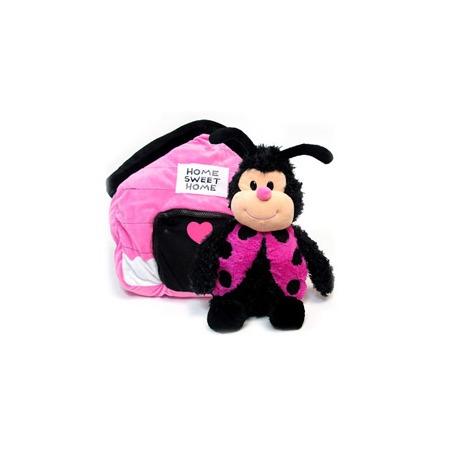 Купить Игрушка-подушка Bradex «Божья коровка»