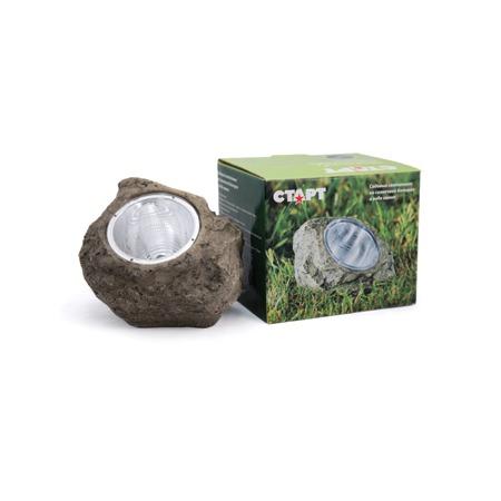 Купить Светильник садовый СТАРТ «Камень»