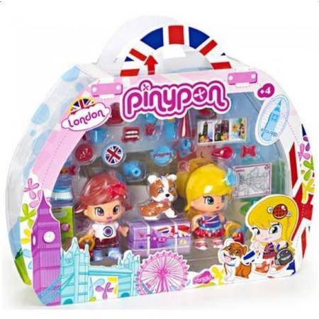 Купить Набор игровой Famosa «Pinypon в Лондоне»