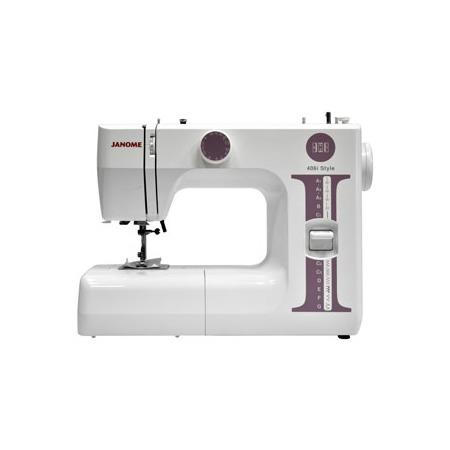 Купить Швейная машина JANOME 406i Style