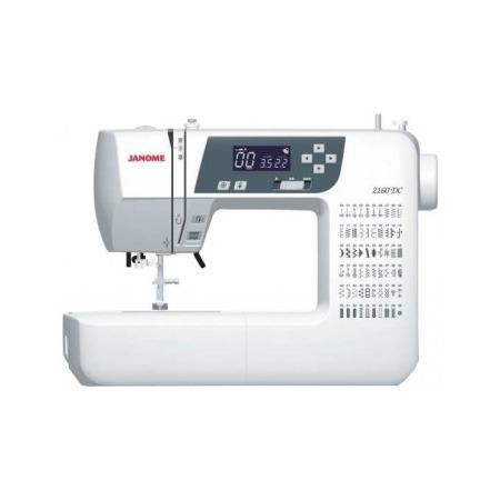 Купить Швейная машина Janome 2160 DC